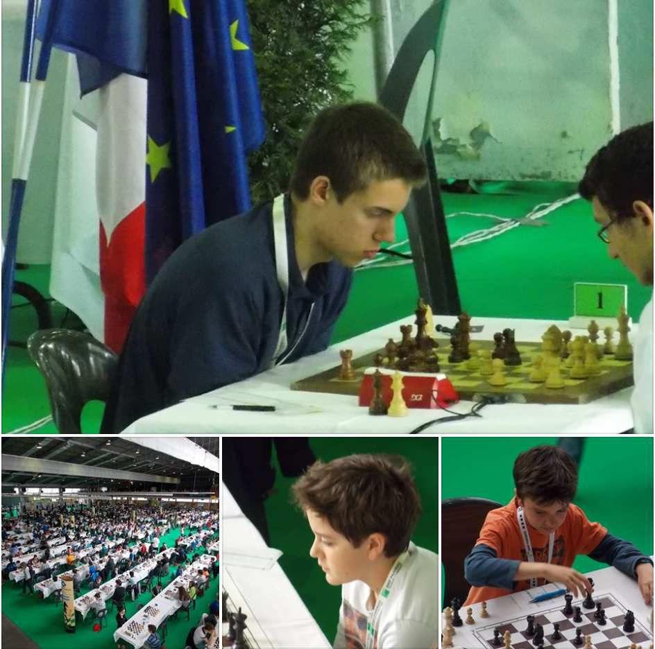 championnat de France Echecs Jeunes