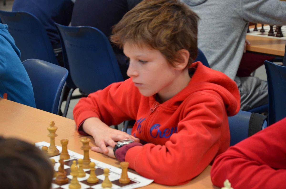 Maxime, vice champion de vaucluse pupille