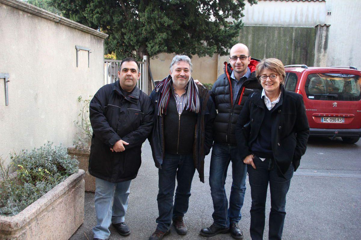 Coupe JC Loubatière : Petite défaite entre amis!