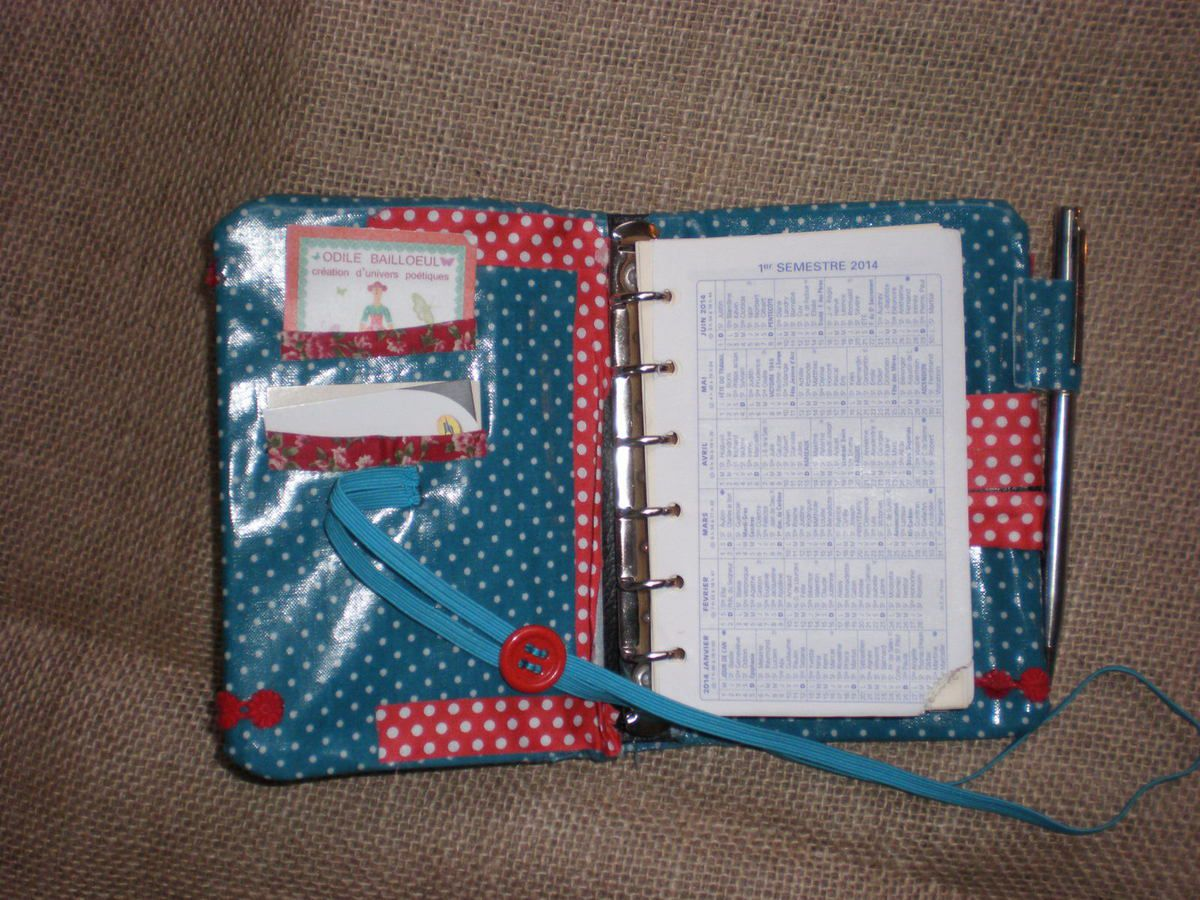 Hervorragend comment customiser son agenda ringard - 2 bricoles et 3 babioles ET39