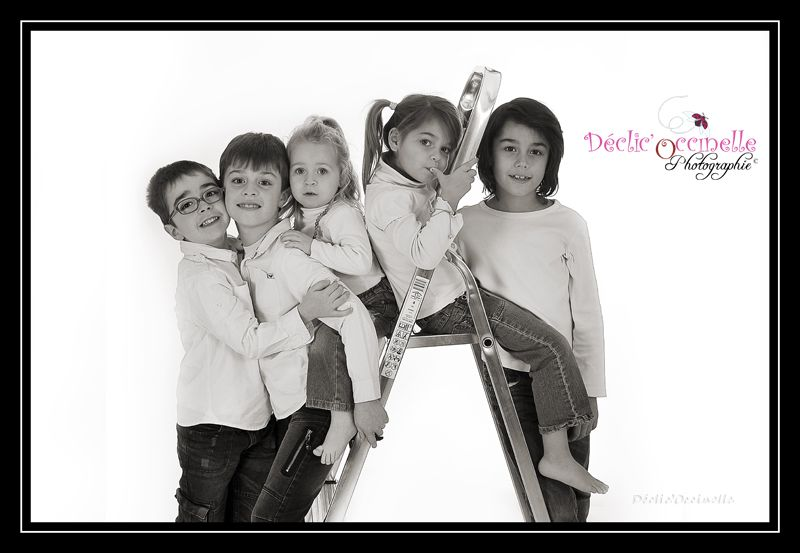 Séance photo famille Castres Albi Toulouse ~