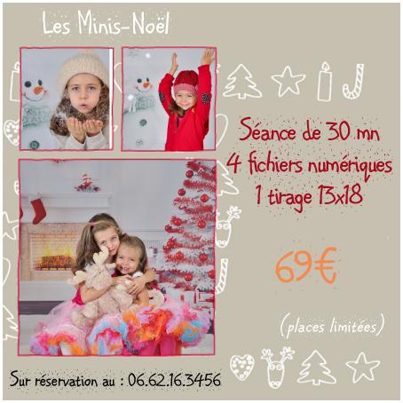 Minis-Séancesphotos thème Noël Castres Revel Albi