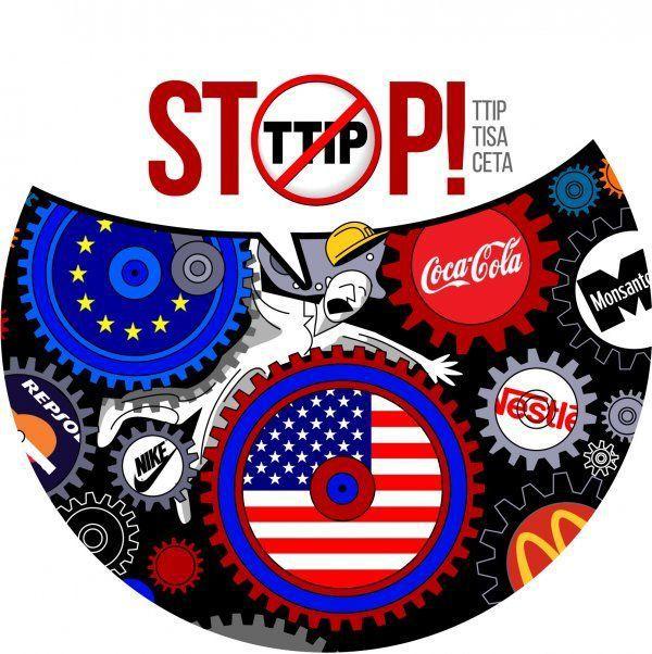 Traité transatlantique : l'ingérence des multinationales dans la vie politique