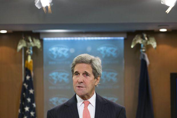 L'UE doit &quot&#x3B;s'unir autour du TTIP&quot&#x3B;, estime John Kerry