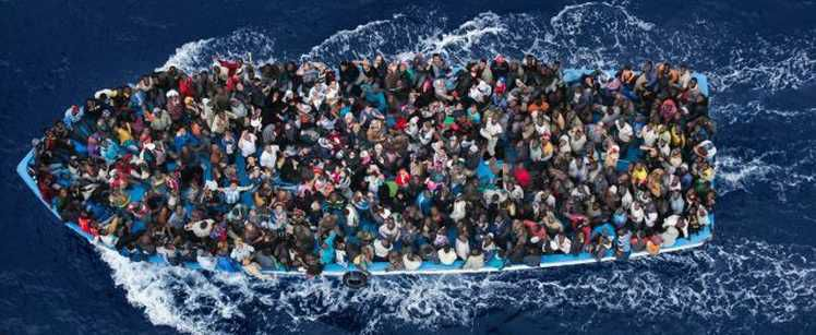 Migrants : la police britannique fait la promotion du droit d'asile en France….