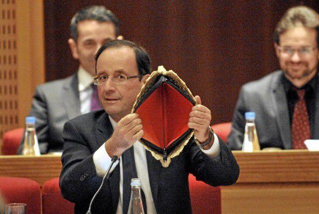 FRANCE :  500.000 chômeurs seront rayés des statistiques
