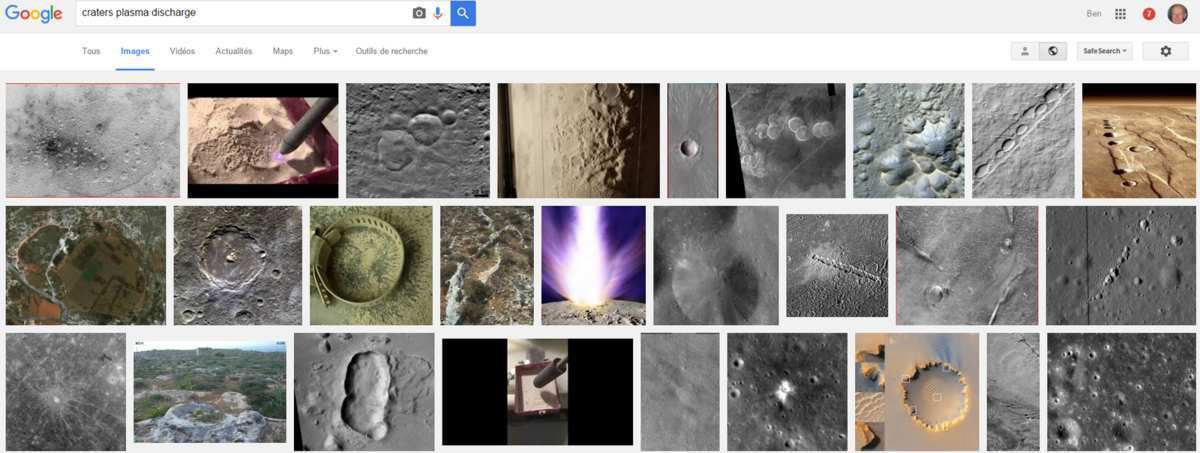 Niribu , volcans , tremblements de terre , cratères de plasma , etc ...