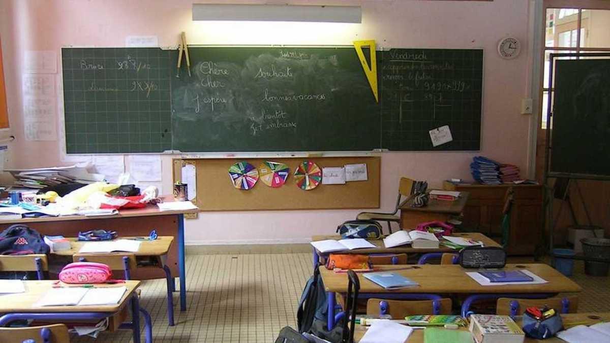 MAJ = En France, la scolarité d'un élève coûte au total 102.000 euros