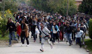 Le bouclage des frontières en Europe n'est plus tenable. Si rien n'est fait, d'ici 10 jours le système va imploser !