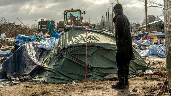 """Le vrai coût économique de la """"Jungle"""" de Calais"""