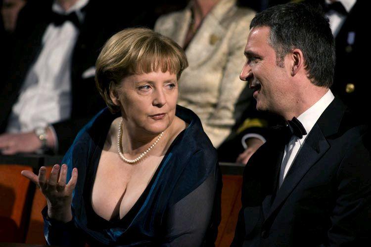 ALLEMAGNE: Merkel sur le départ ?