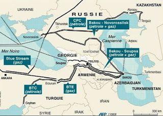 La Turquie et la Russie entrent en conflit en Eurasie