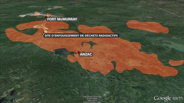 Les déchets radioactifs de Fort McMurray sont en sécurité, assure Énergie atomique du Canada