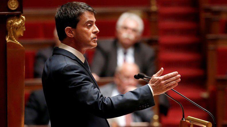 Manuel Valls hausse le ton : «La CGT ne fait pas la loi dans de ce pays»