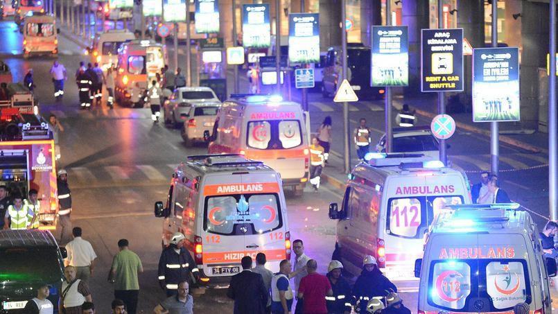 Attentat à l'aéroport d'Istanbul : au moins 36 morts et 150 blessés