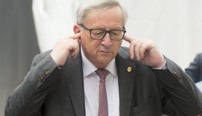 [Vidéo] Jean-Claude Juncker parle aux extraterrestres depuis le Brexit (non ce n'est pas un fake…)