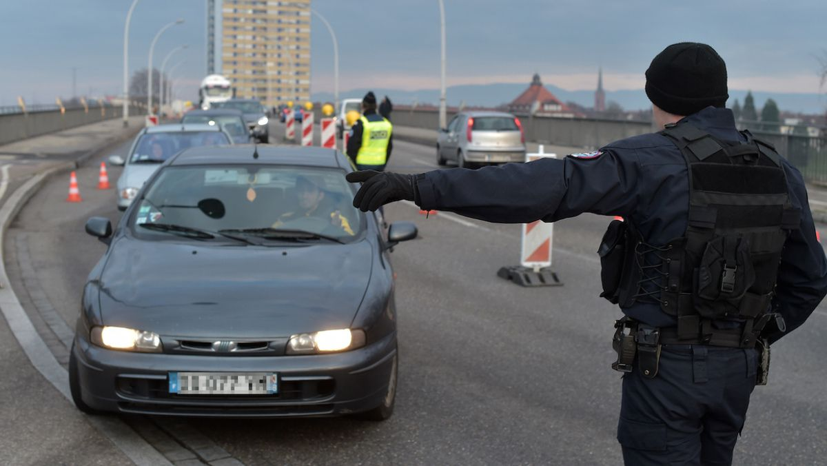 Attentat à Nice: le retour des contrôles aux frontières