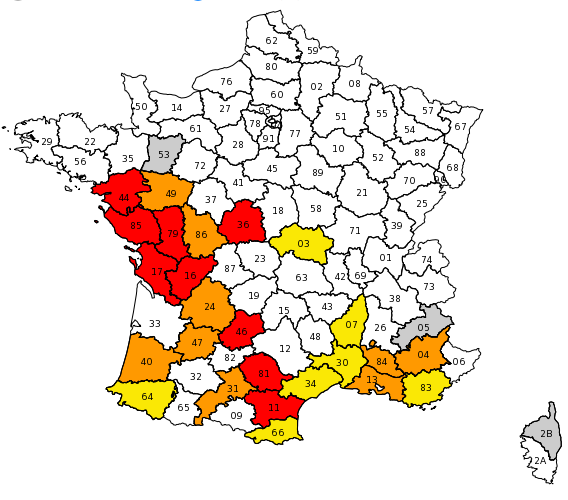 Sécheresse en France : 9 départements en crise