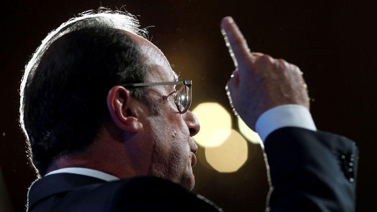 """LA PHRASE DU JOUR = Hollande: """"La femme voilée d'aujourd'hui sera la Marianne de demain"""""""