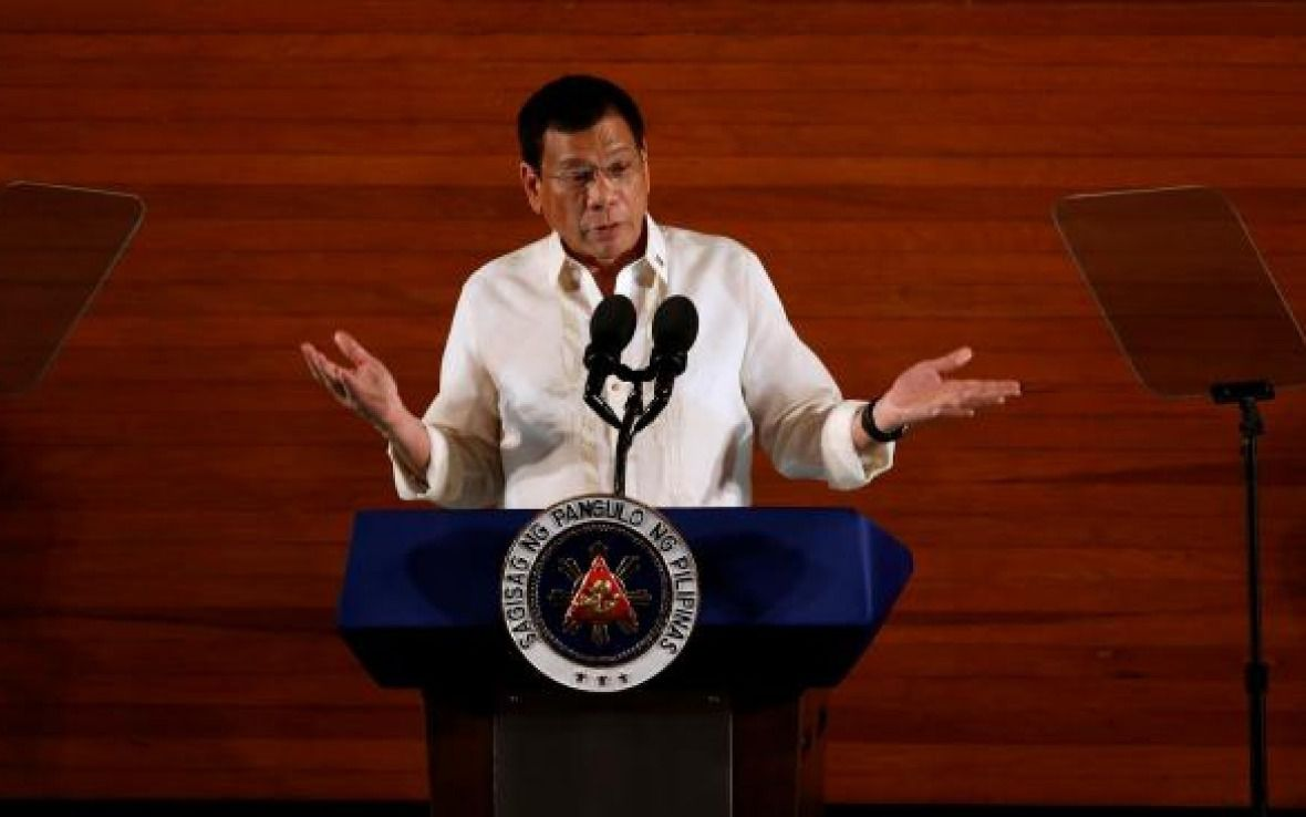 Philippines : Le président se sépare des Etats-Unis au profit de la Chine et de la Russie