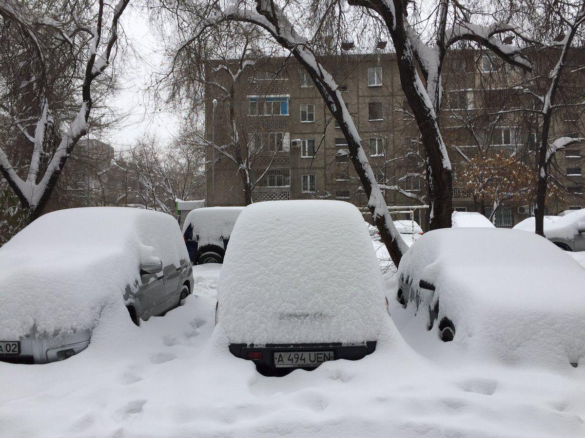 Kazakhstan : 30 degrés au-dessous des normales !