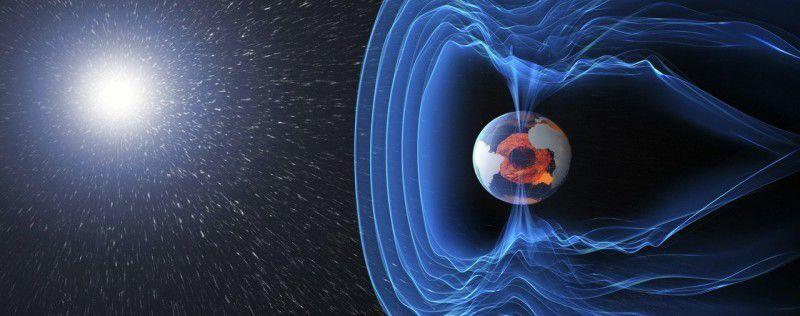 Le champ magnétique terrestre va-t-il nous lâcher?
