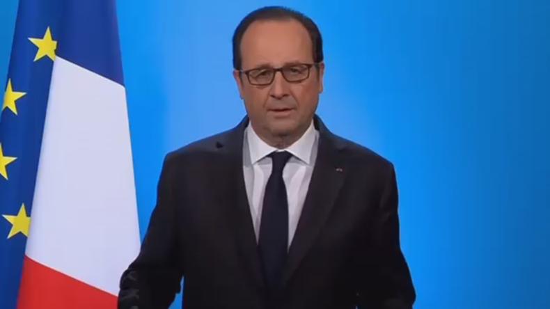 François Hollande jette l'éponge pour 2017 : «Je ne peux me résoudre à la dispersion de la gauche» = Valls sur orbite ....
