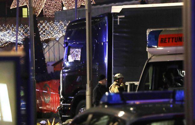 ALLEMAGNE : Attaque au camion à Berlin: S'agit-il d'un attentat ? + Fusillade en Suisse....