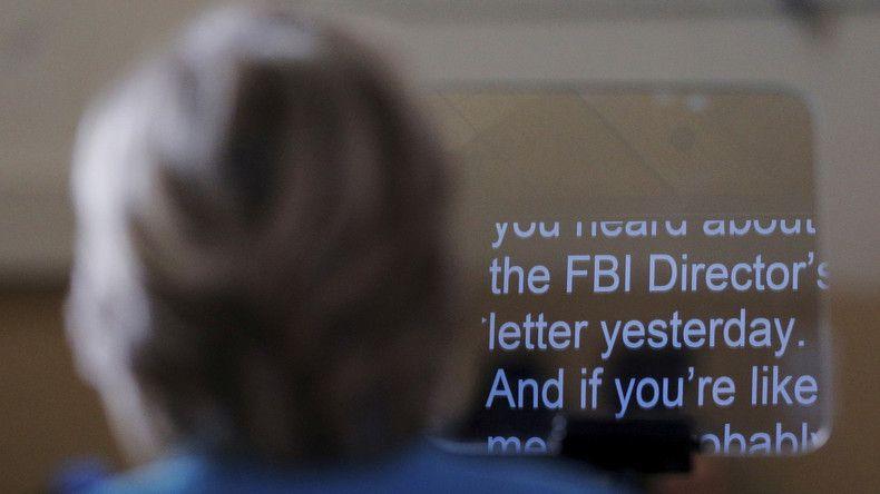 Affaire des e-mails d'Hillary Clinton : le FBI rend public un mandat de perquisition