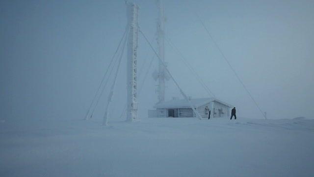 Réchauffement : Record de froid en Finlande : -41.7°C