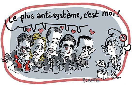 Les Français, des anti-système frileux !