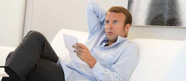 """Patrimoine] Macron a répondu : """"Allez-vous faire voir !"""""""