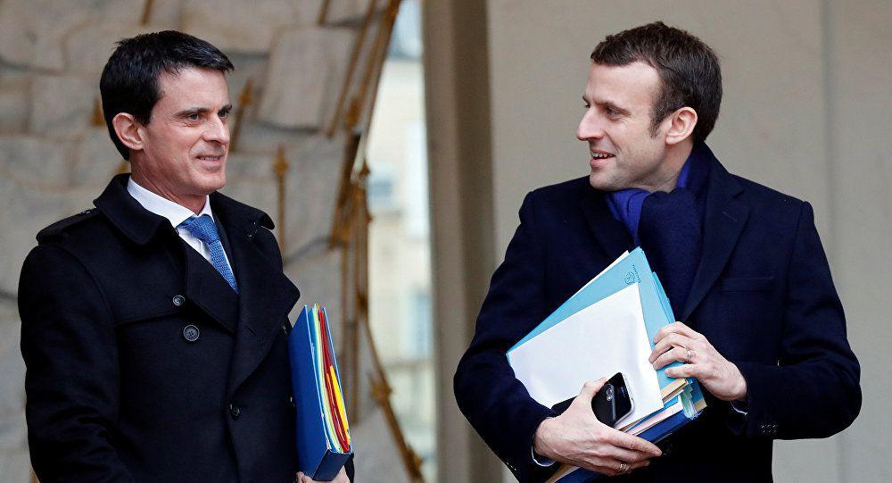 Valls quitte-t-il le PS pour se rallier à La République en marche ! ?