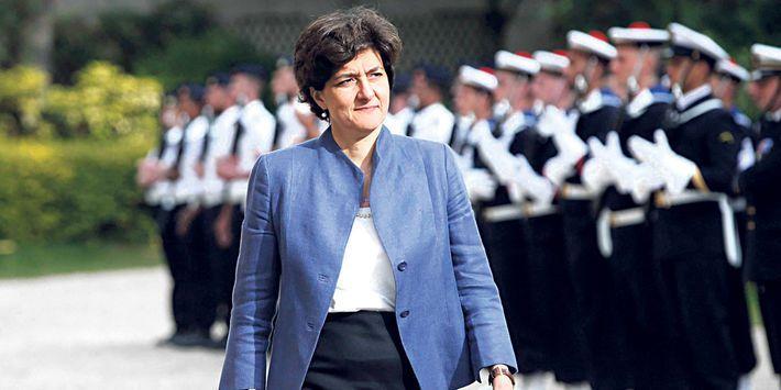 FRANCE:....Sylvie Goulard a été rémunérée à hauteur de 10.000 euros par mois par un think tank américain