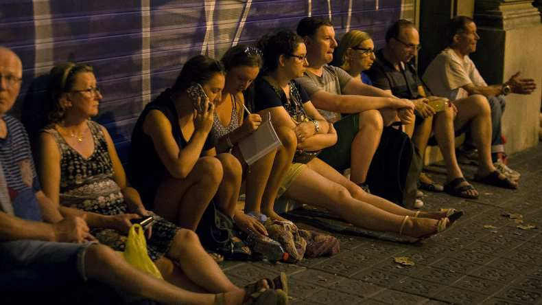 Barcelone s'oppose à l'apartheid en Israël