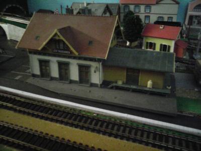 En perpétuelle évolution le quartier du centre technique vient d'accueillir la gare des Tageaire, home staging quand tu nous tiens !