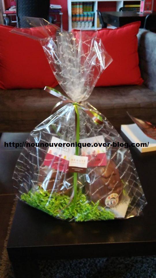 Le cadeau de Pâques de mes filles de la part de la maman de Léonie