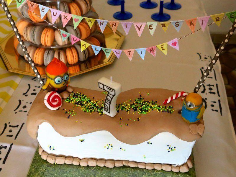 Gâteau Mignon Fille