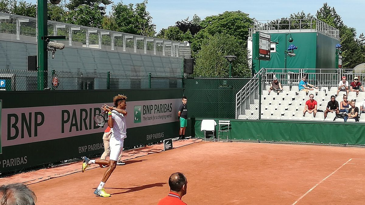 Sortie fin d'année : Roland Garros 23/05