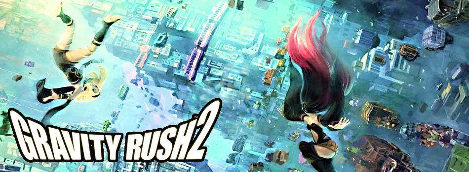 La publicité du jeu Gravity Rush 2 est sublime et voici son making of