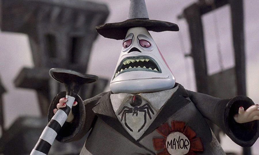 Oyé Oyé, The Nightmare Before Christmas n'a pas été réalisé par Tim Burton ! C'est Henry Selick !