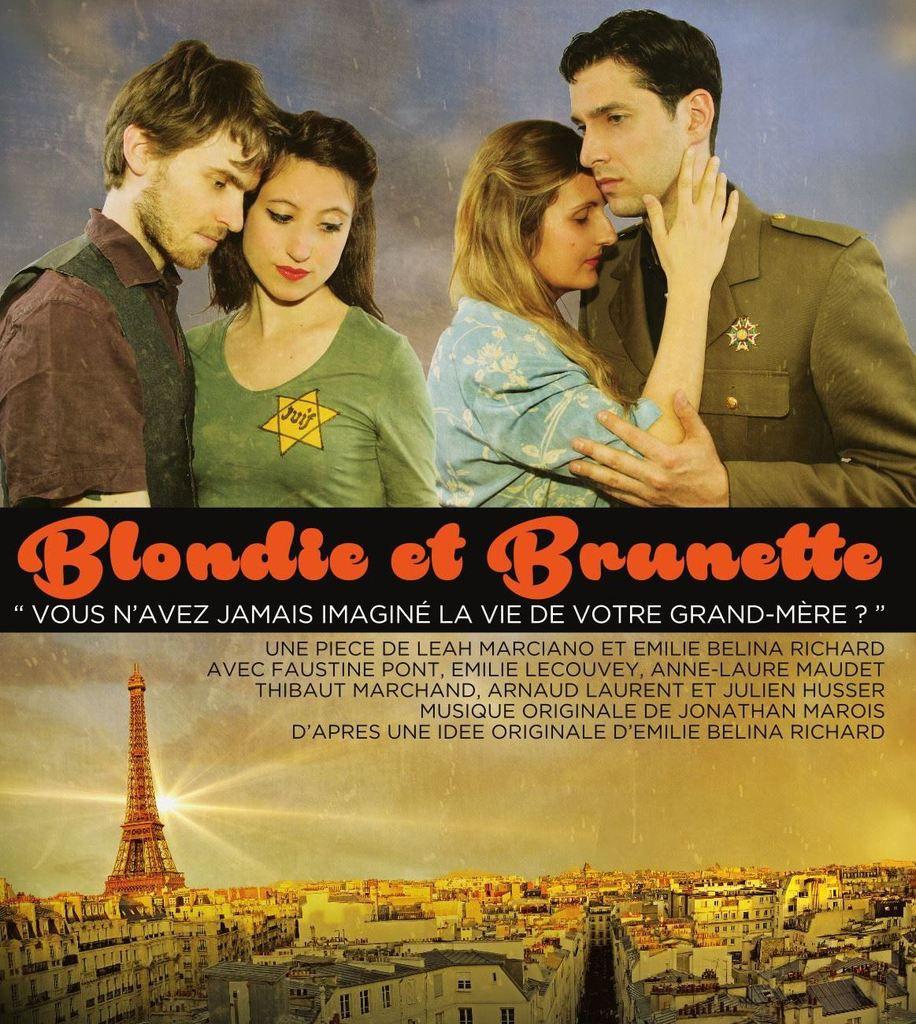 Blondie et Brunette - Impressions