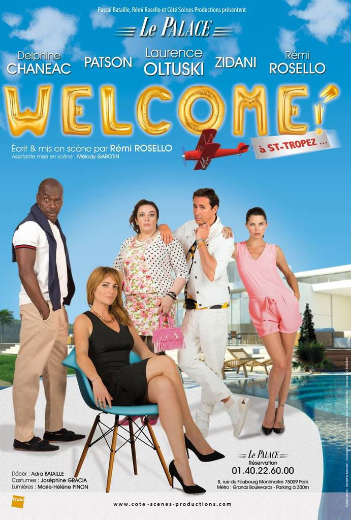 Welcome à St Tropez - Impressions