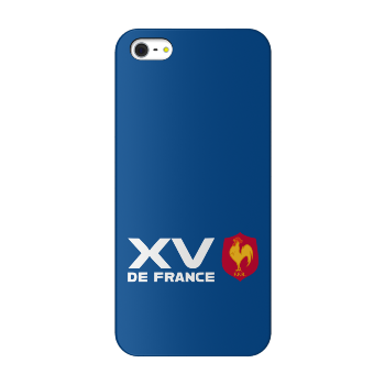 Coque XV de France iPhone 5/5s