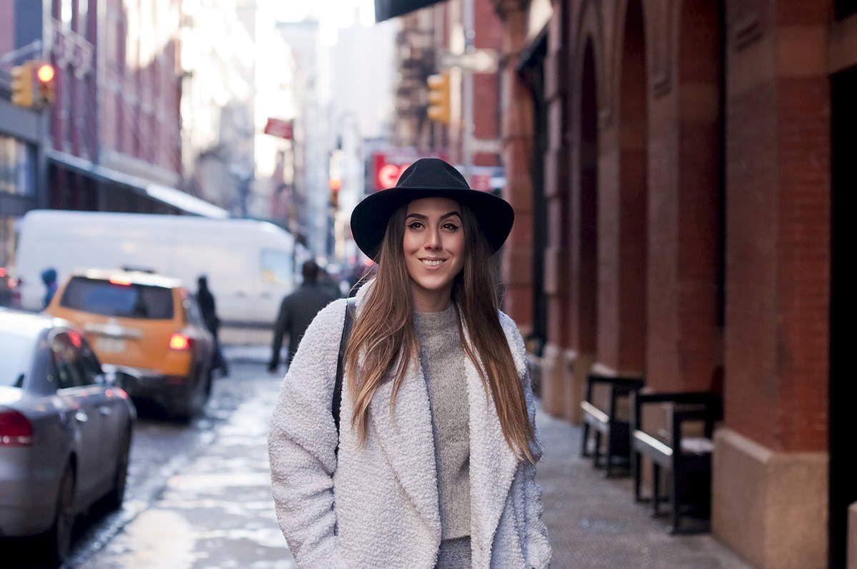 Le manteau en laine confortable Sisley