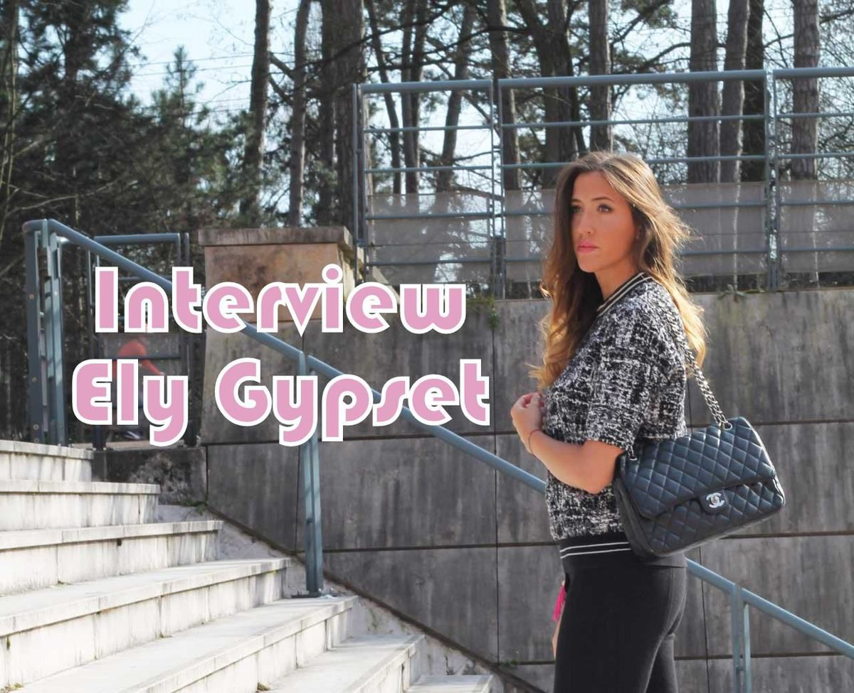 Interview &quot&#x3B;blogueuse&quot&#x3B; : Ely Gypset