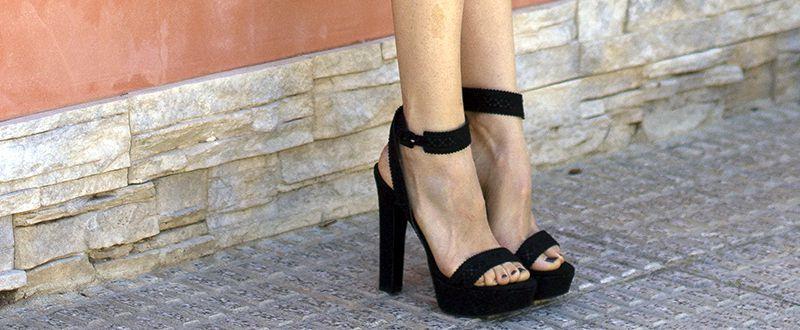 Sandales compensées Zara : Test &amp&#x3B; Avis