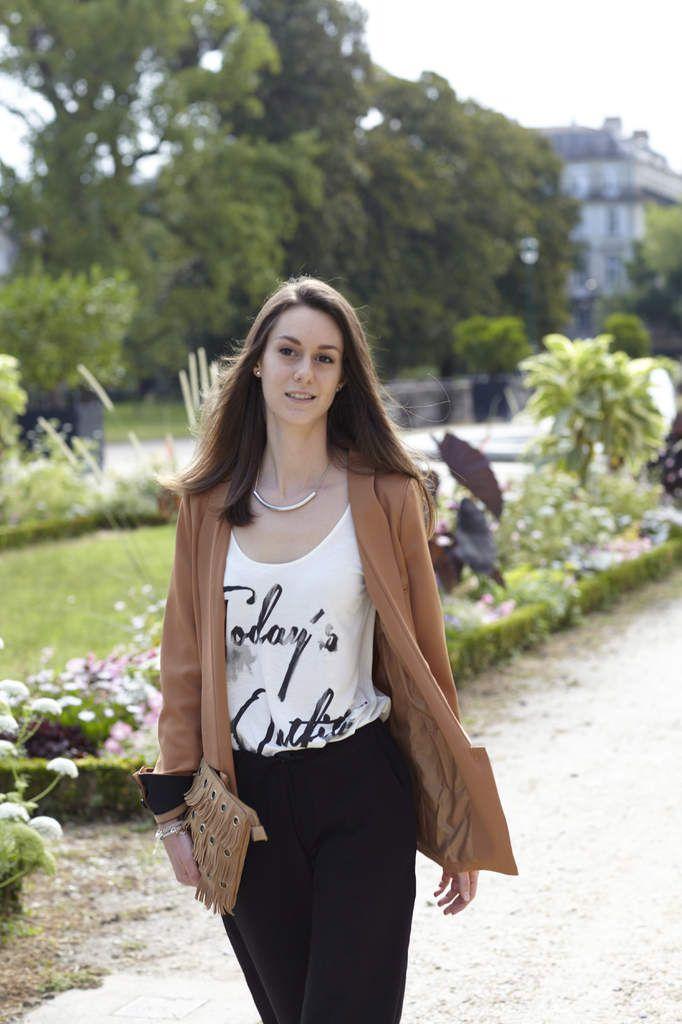 Portrait Street Style : Alicia Schröter