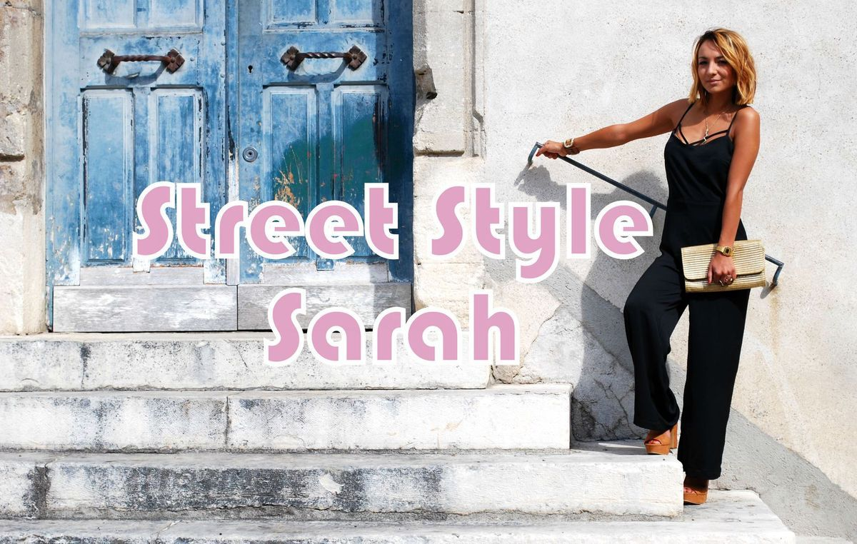 Portrait Street Style : Sarah (Impose your style)