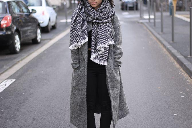 Look du jour : Gardez du style en hiver